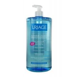 Uriage gel liquide dermatologique surgras 1 litre