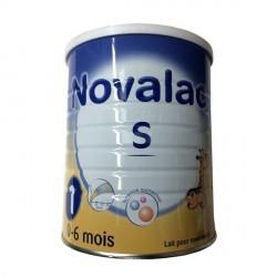 Novalac satieté lait 1er âge 0 à 6 mois 800g