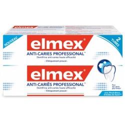ELMEX DENT PROTECT CARIES PRO 75ML DUO