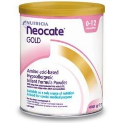 Nutricia neocate lcp lait hypoallergénique en poudre 400g