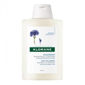 Klorane Shampooing Reflets Nuance Argentee à la Centaurée 200ml