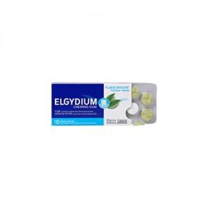 ELGYDIUM CHEWING GUM A/PLAQUE 10