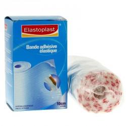 Elastoplast bande adhésive élastique 10cm x 2.5m