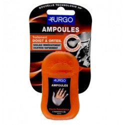 Urgo pansements ampoules doigts et orteils x 6